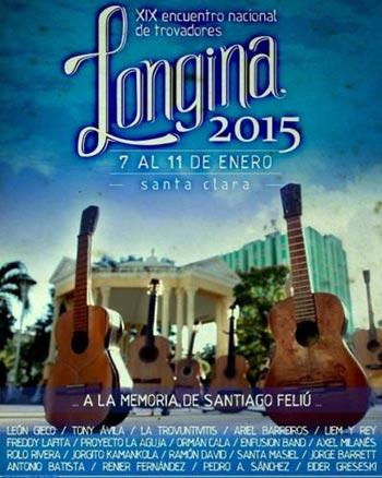Festival Nacional de Trovadores Longina 2015