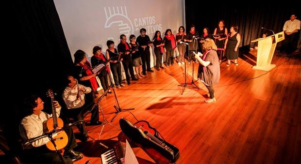 «Cantos cautivos», un proyecto que rescata canciones creadas por víctimas de la dictadura chilena © Rodrigo Campusano/Consejo Nacional de la Cultura y las Artes. Gobierno de Chile