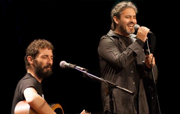 Tomàs de los Santos y Borja Penalba © Xavier Pintanel