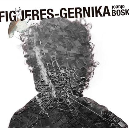 Portada del disco «Figueres-Gernika» de Joanjo Bosk.