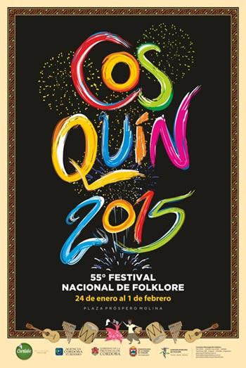 55 Festival de Folclore de Cosquín 2015