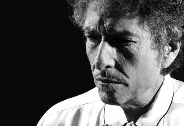 Bob Dylan © William Claxton