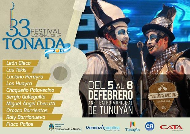 33 Festival Nacional de la Tonada 2015