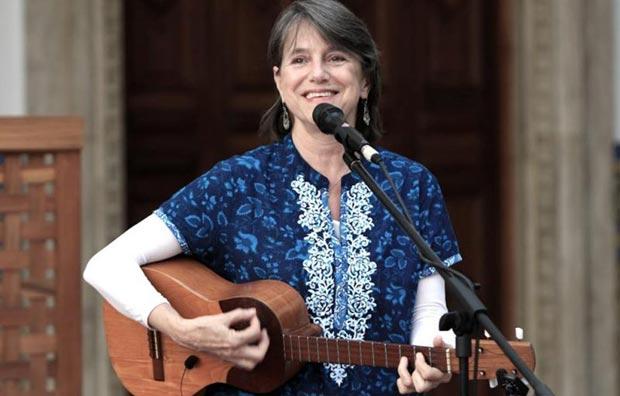 Cecilia Todd regresa otra vez a Argentina