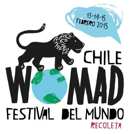WOMAD Chile Festival del Mundo 2015