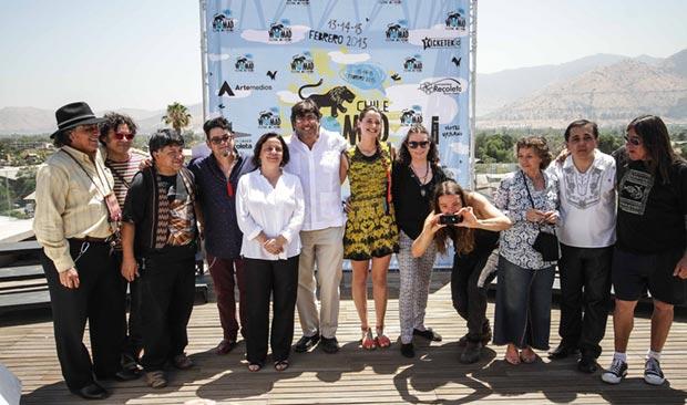 Presentación del WOMAD Chile Festival del Mundo 2015. © Consejo Nacional de la Cultura y las Artes. Gobierno de Chile