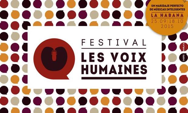Festival «Les Voix Humaines» La Habana 2015
