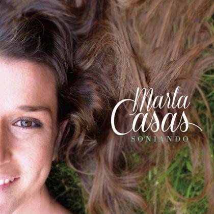 Portada del disco «Soniando» de Marta Casas.