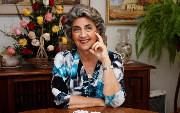 La alcaldesa de Viña de Mar (Chile) Virginia Reginato.