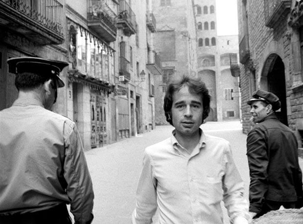 Ovidi Montllor (1969) © Pilar Aymerich