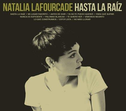 Portada del disco «Hasta La Raíz» de Natalia Lafourcade.