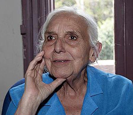 Eugenia «Quena» Arrieta Salvatierra.