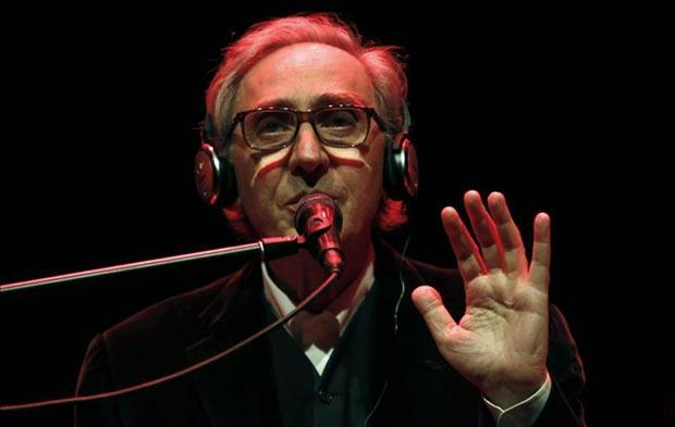 Franco Battiato cumple 70 años.