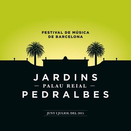 III Festival Jardins del Palau Reial de Pedralbes Barcelona 2015.