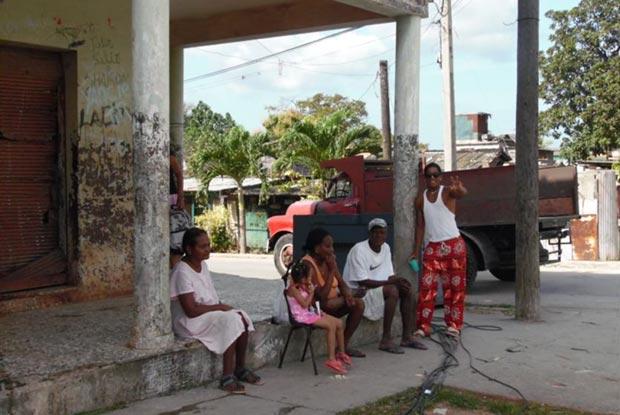 Barrio Zamora, La Habana, Cuba. © Karol Yisetl Ramírez Murillo