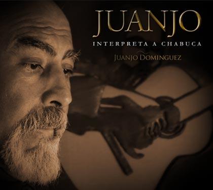 Portada del disco «Juanjo interpreta a Chabuca» de Juanjo Domínguez.
