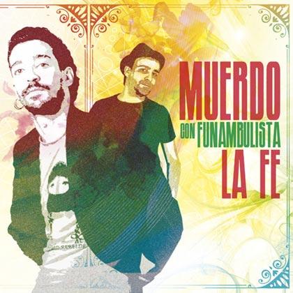 Portada del single «La fe» de Muerdo.