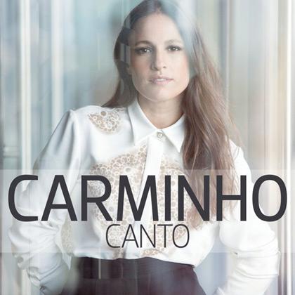 Portada del disco «Canto» de Carminho.