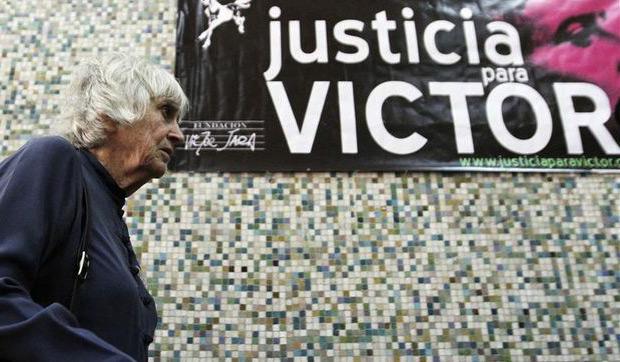 Joan Jara, esposa de Víctor Jara. © EFE