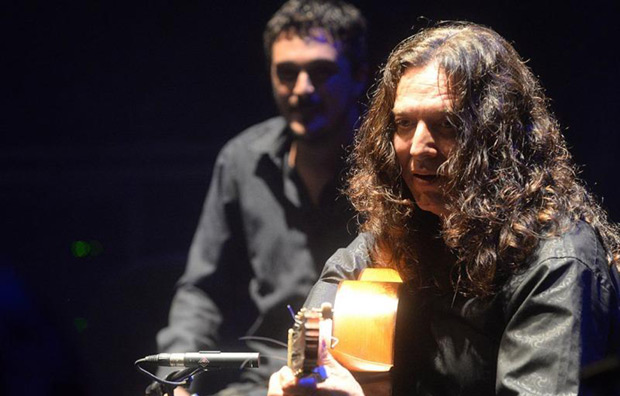 Franco Luciani i Tomatito.