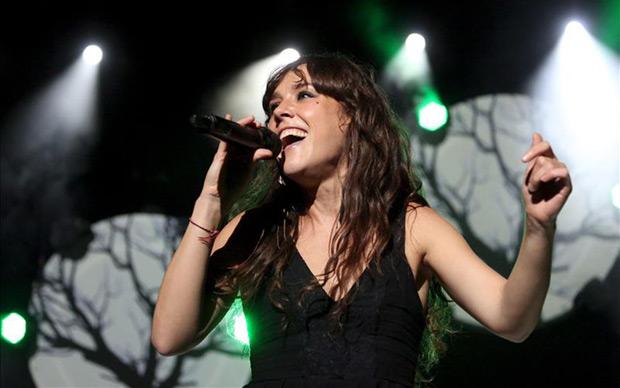 La cantante francesa Zaz. © EFE