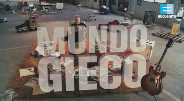 «Mundo Gieco» en Canal Encuentro