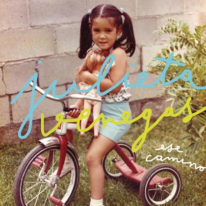 Portada del single «Ese camino» de Julieta Venegas.
