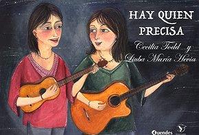 Liuba María Hevia y Cecilia Todd presentan hoy «Hay quien precisa», su disco conjunto, en La Habana.