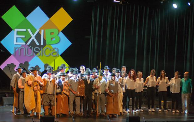 Inauguración del EXIB Música de Bilbao el pasado 6 de mayo. © Xavier Pintanel