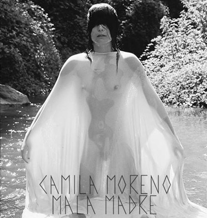 Portada del disco «Mala Madre» de Camila Moreno.