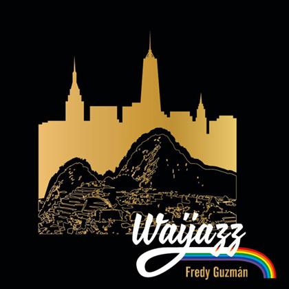 Portada del disco «Waijazz» de Fredy Guzmán.
