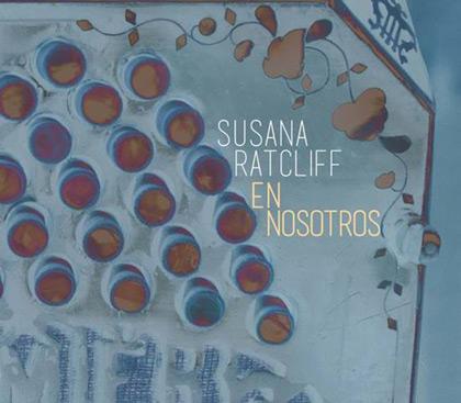 Portada del disco «En nosotros» de Susana Ratcliff.
