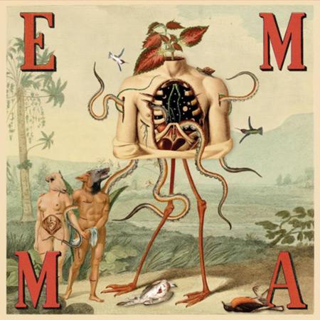 Portada del disco « El Maravilloso Mundo Animal (EMMA)» de Científicos del Palo.