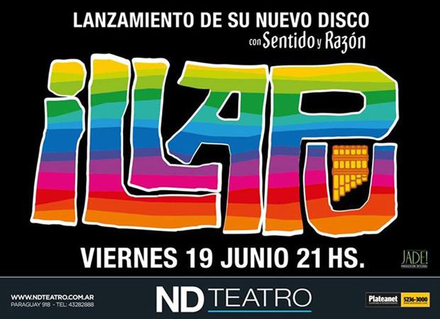 Illapu vuelve a Buenos Aires para visitar otros autores «Con sentido y razón».