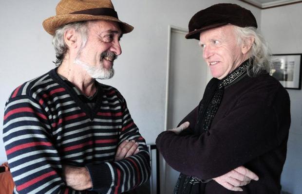 Miguel Cantilo y Jorge Durietz: «Pedro y Pablo».