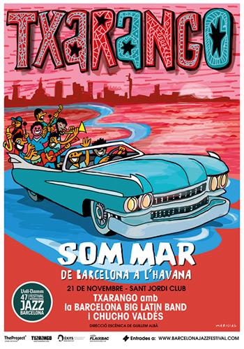 Txarango cerrarán su gira con un concierto con Chucho Valdés en Barcelona.