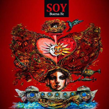 Portada del disco «Soy» de Buena Fe.