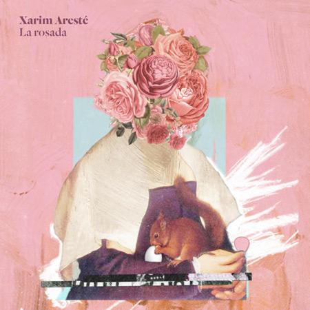 Portada del disco «La rosada» de Xarim Aresté.