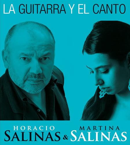 Horacio Salinas se acompaña de su hija Martina en «Música y canciones para soñar».