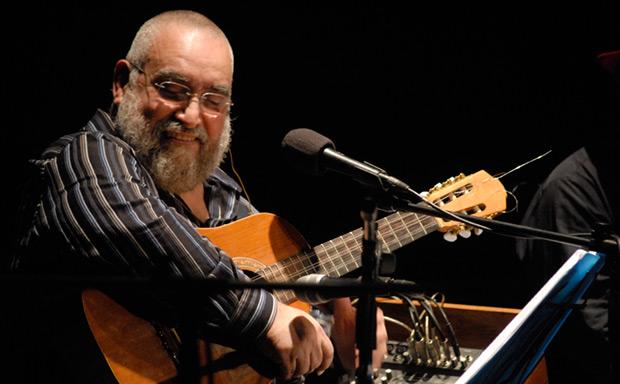 Pedro Luis Ferrer. © Carolina Vilches Monzón