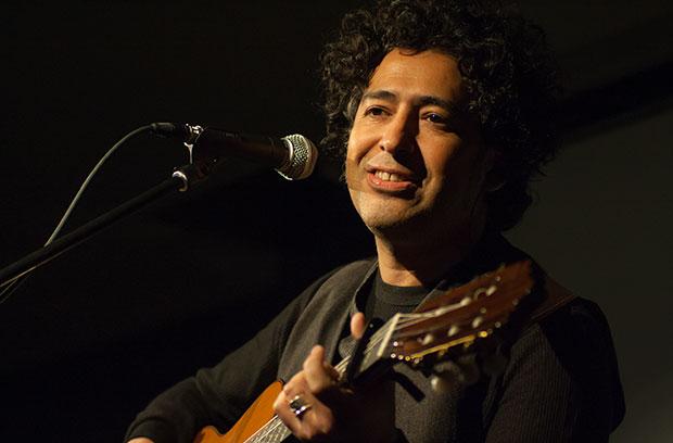 Manuel García. © Xavier Pintanel