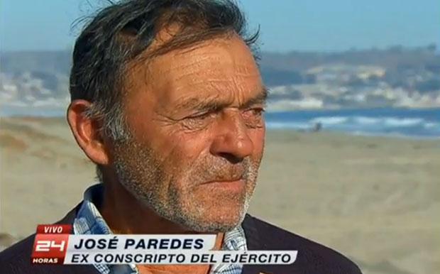 José Paredes