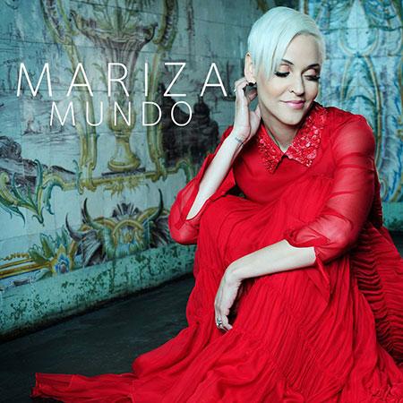 Portada del disco «Mundo» de Mariza.