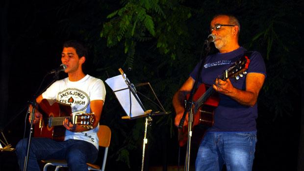 Josep Andújar y Edgar © Carles Gracia Escarp