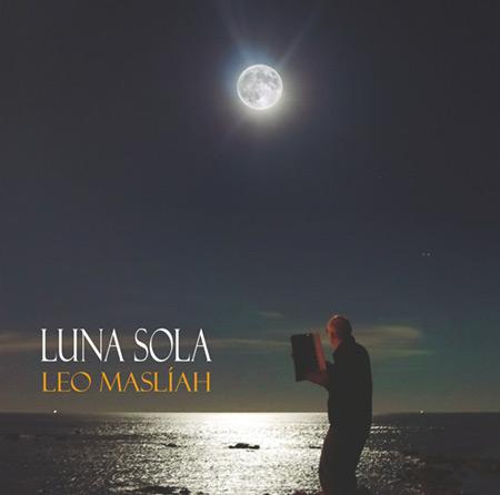 Portada del disco «Luna sola» de Leo Maslíah.