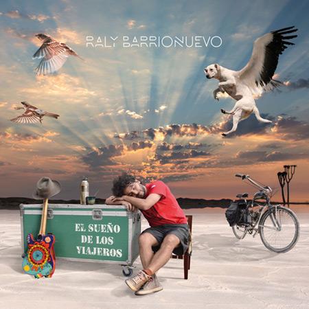 Portada del disco «El sueño de los viajeros» de Raly Barrionuevo.