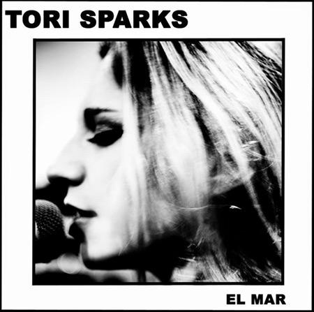 Portada del disco «El Mar» de Tori Sparks con Calamento.
