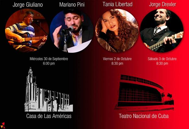 IV Encuentro de Voces Populares La Habana 2015.