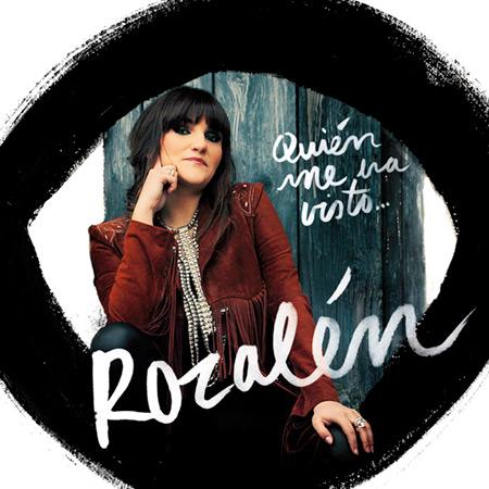 Portada del disco «Quién me ha visto» de Rozalén.