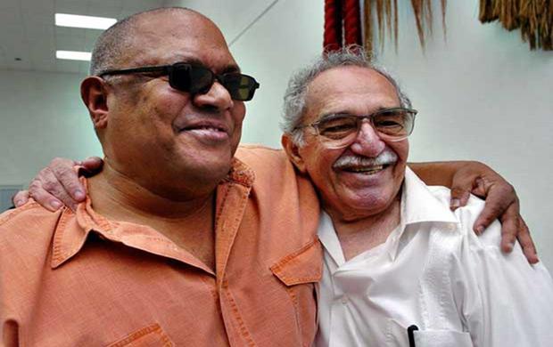 Pablo Milanés y Gabriel García Márquez.